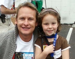 Lexi with Carson Kressley