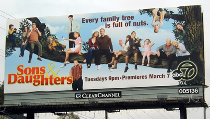 Billboard Sons & Daughters